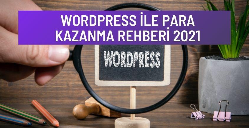 Wordpress İle Para Kazanma