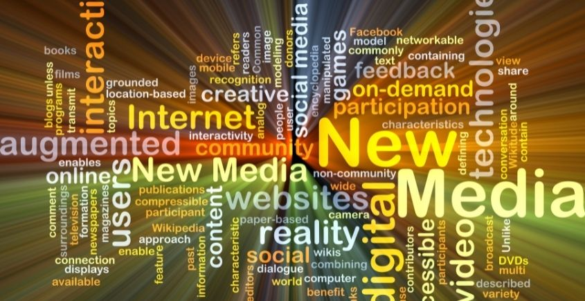 Yeni medya bölümü